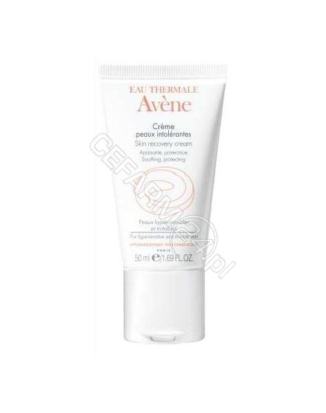 AVENE Avene krem do skóry nadwrażliwej, podrażnionej cpi 50 ml (produkt sterylny)