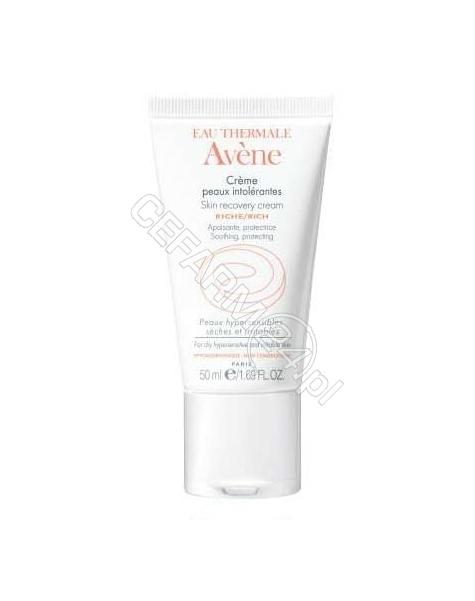 AVENE Avene krem do skóry nadwrażliwej, podrażnionej cpi riche 50 ml (produkt sterylny)