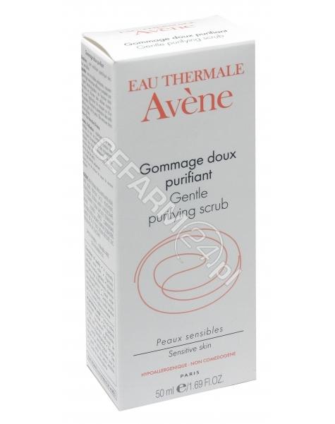 AVENE Avene łagodny peeling oczyszczający 50 ml