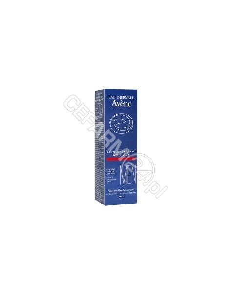 AVENE Avene Men nawilżający krem przeciwzmarszczkowy 50 ml