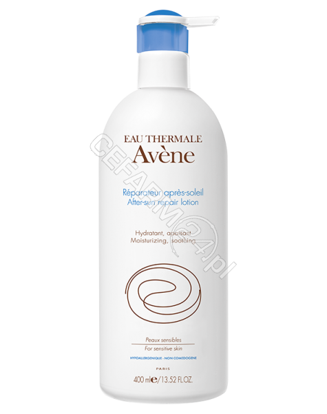 PIERRE FABRE Avene reparateur apres soleil - mleczko po opalaniu 400 ml (data ważności 30.11.2017)