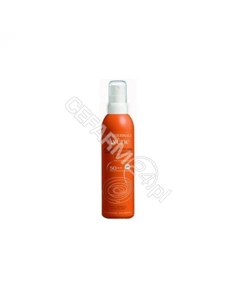 AVENE Avene spray z bardzo wysoką ochroną przeciwsłoneczą spf 50+ do skóry wrażliwej 200 ml