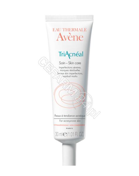 AVENE Avene Triacneal krem na niedoskonałości skóry i zmiany trądzikowe 30 ml