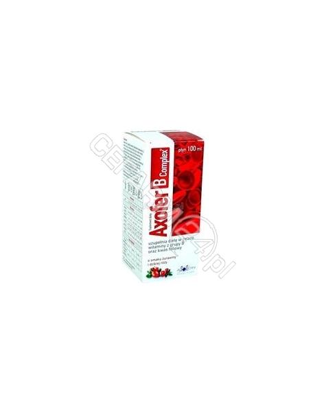 AXXON Axofer B complex płyn 100 ml