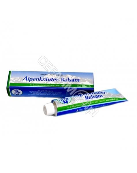 LACURE Balsam pielęgnacyjny z alpejskich ziół 200 ml