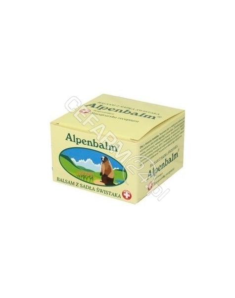 DAGOMED Balsam z sadła świstaka alpenbalm 60 g