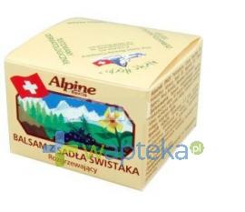 ALPINE HERBS PRODUKTE AG Balsam z Sadła Świstaka Alpine 50 ml