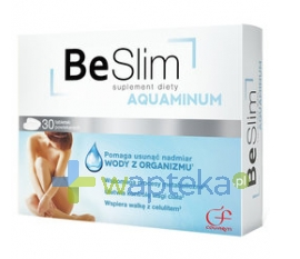 COLFARM Be Slim Aquaminum 30 tabletek