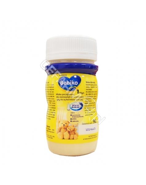 NUTRICIA Bebiko 1 płyn 90 ml (data ważności <span class=