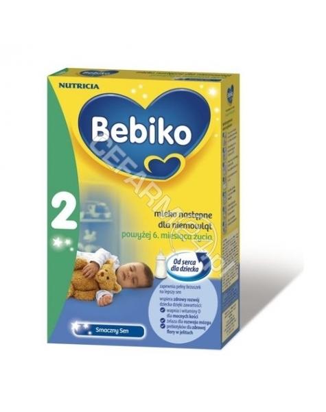 NUTRICIA Bebiko 2 smaczny sen 350 g