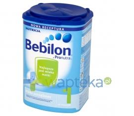 NUTRICIA POLSKA SP. Z O.O. Bebilon 1 z Pronutra Mleko 800g + KOLOROWANKA