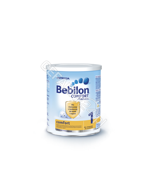 NUTRICIA Bebilon Comfort 1 z pronutra+ 400 g