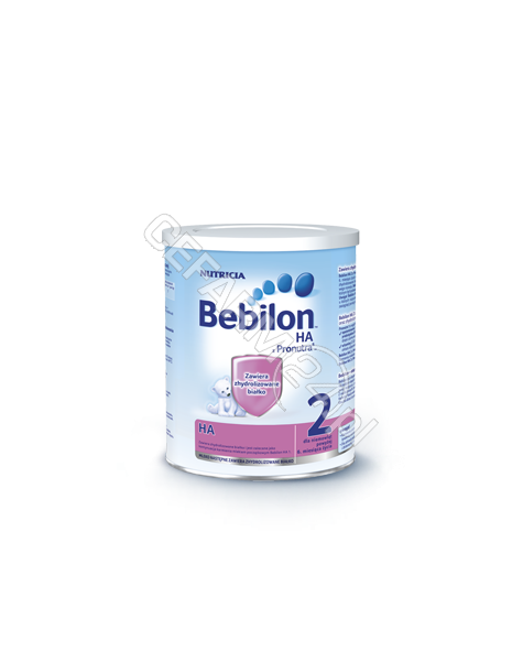 NUTRICIA Bebilon HA 2 z pronutra+ 400 g