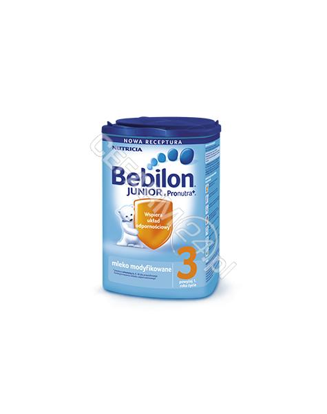 NUTRICIA Bebilon junior 3 z pronutra+ 800 g