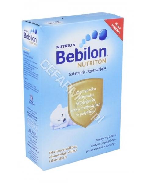 NUTRICIA Bebilon nutriton 135 g (nowa receptura)
