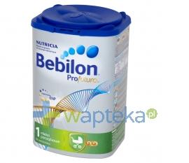 NUTRICIA POLSKA SP. Z O.O. Bebilon ProFutura 1 Mleko od 1 m-ca 800g