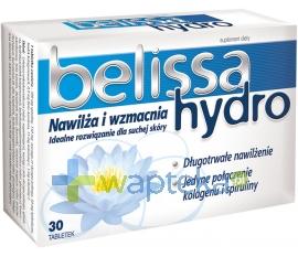 AFLOFARM FABRYKA LEKÓW SP.Z O.O. Belissa Hydro 30 tabletek