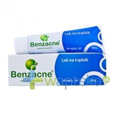 ZF ALTANA PHARMA SP. Z O.O. Benzacne 5% żel 0,05 30 g