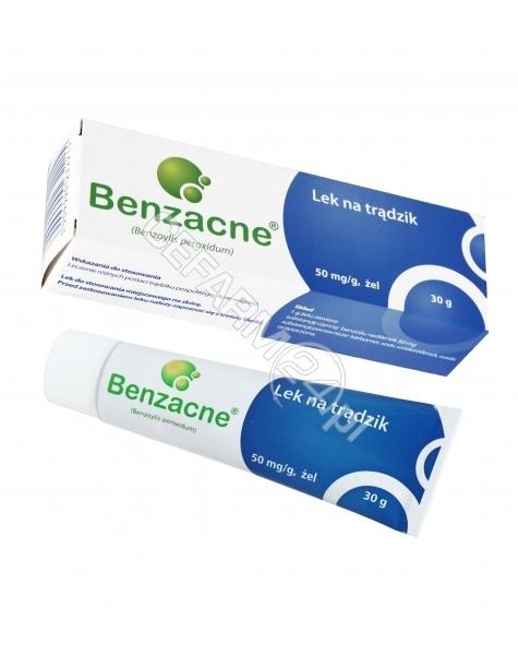 BYK MAZOVIA Benzacne 5% żel 30 g