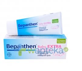 BAYER SP. Z O.O. Bepanthen Baby EXTRA maść ochronna 30g