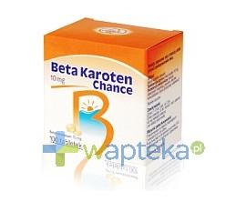 CHANCE ZAKŁ.PROD.FARM.M.CZURLEJ,J.JAWORSKI S.J. Beta Karoten Chance 100 tabletek