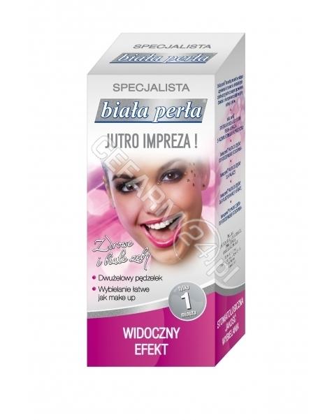 VITAPRODUKT Biała perła jutro impreza dwużelowy pędzelek 2 x 6 ml
