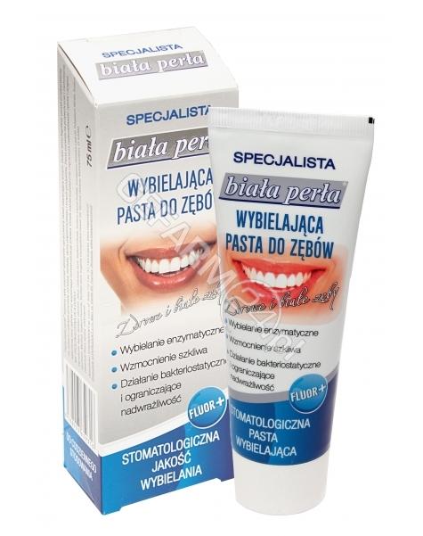 VITAPRODUKT Biała perła pasta do zębów 75 ml