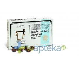 PHARMA NORD Bio-ACtive Q10 Uniqinol 30 kapsułek