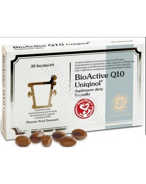 PHARMA NORD Bio-active q10 uniqinol x 30 kaps