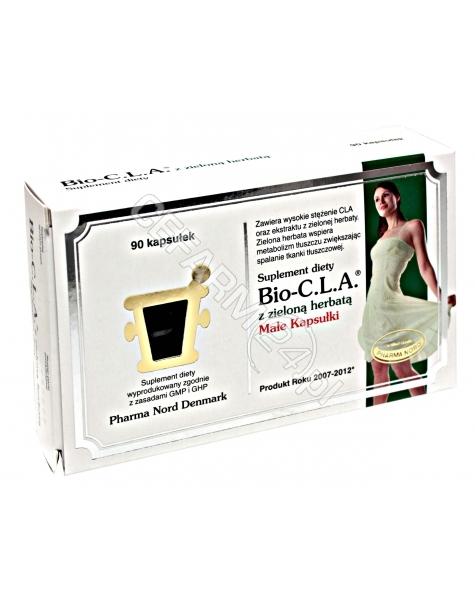PHARMA NORD Bio-cla z zieloną herbatą x 90 kaps