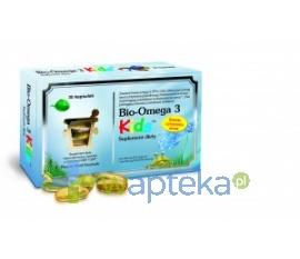 Pharma Nord Bio-Omega-3 Kids 30 kapsułek