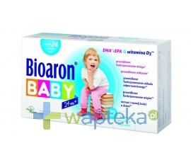 PHYTOPHARM KLĘKA S.A. BIOARON BABY twist-off od 24m-ca 30 kapułek