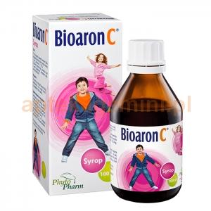 PHYTOPHARM KLĘKA Bioaron C, syrop, dla dzieci od 3 lat, 100ml