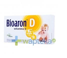 PHYTOPHARM KLĘKA S.A. Bioaron Witamina D 30 kapsułek twist-off