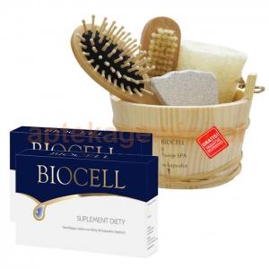 VALENTIS Biocell, 2x60 kapsułek + zestaw do pielęgnacji ciała OKAZJA