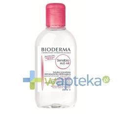 LAB.BIODERMA BIODERMA SENSIBIO H2O AR Płyn micelarny 250ml