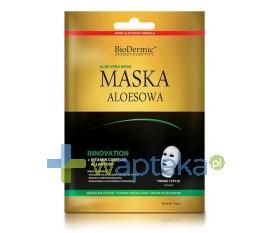 BIODERMIC SP. Z O.O. BIODERMIC Maska aloesowa kartonik 30 ml