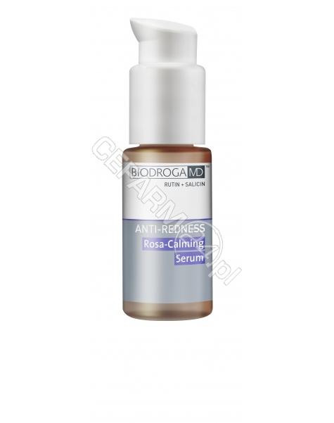 BIODROGA Biodroga Anit-Redness rosa calming serum na zaczerwienienia 30ml