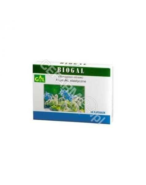 GAL Biogal x 60 kaps (olej z ogórecznika)
