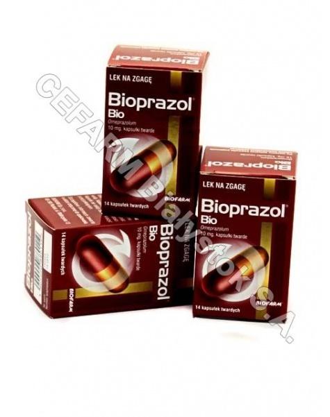 BIOFARM Bioprazol bio 10 mg x 14 kaps