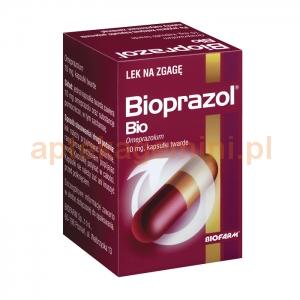 BIOFARM Bioprazol Bio 10mg, 14 kapsułek