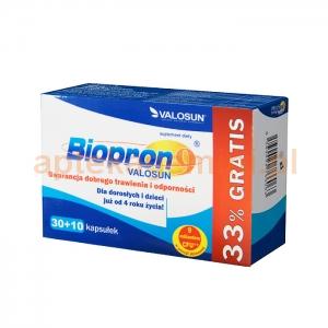 VALOSUN Biopron 9, 40 kapsułek