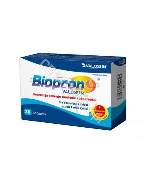 VALOSUN Biopron 9 x 30 kaps