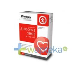 BIOTON S.A. BIOTON Zdrowe Serce Prodiab 60 kaps.