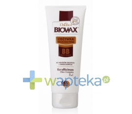 LBIOTICA BIOVAX BB Odżywka do włosów 60 sekund włosy suche i zniszczone 200ml