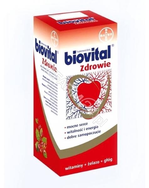 BAYER Biovital zdrowie 1000 ml + torebka prezentowa GRATIS !!! (data ważności 29.02.2016)