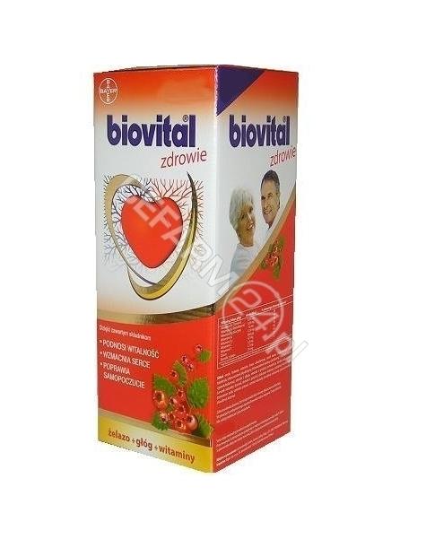BAYER Biovital zdrowie płyn 650 ml