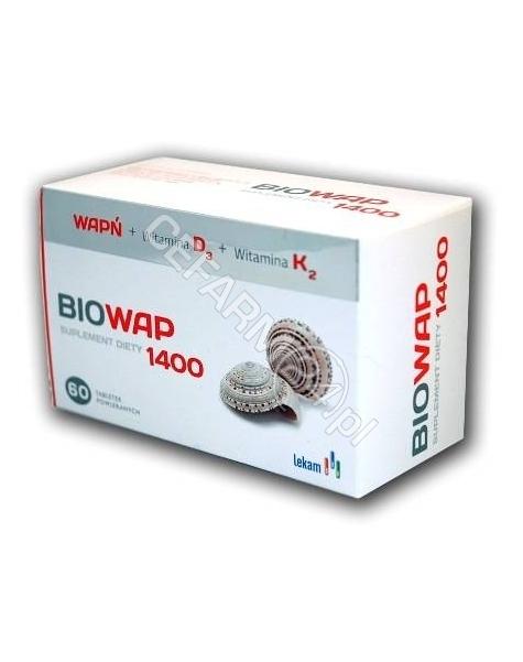 LEK-AM Biowap 1400 x 60 tabl powlekanych