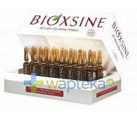 ALBERT-POLSKA BIOXSINE Serum przeciw wypadaniu włosów 24 ampułki