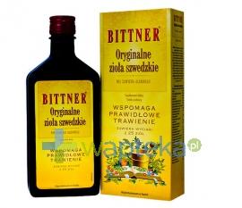 OMEGA PHARMA Bittner oryginalne zioła szwedzkie tonik 50 ml